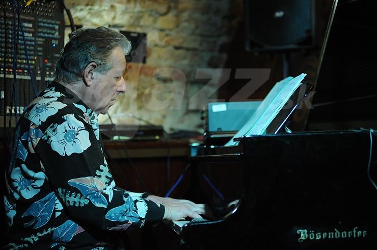 Klavirista Fritz Pauer !!!