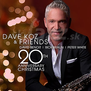 CD Dave Koz & Friends - 20th anniversary christmas