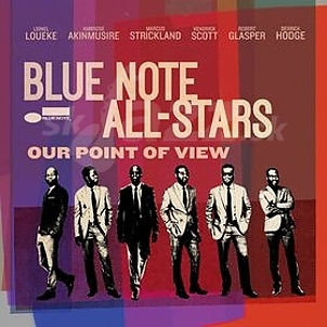 2CD Blue Note all-stars: Our Point of View