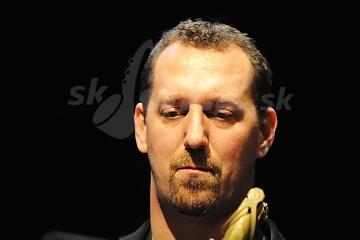 Saxofonista Ondřej Štveráček !!!