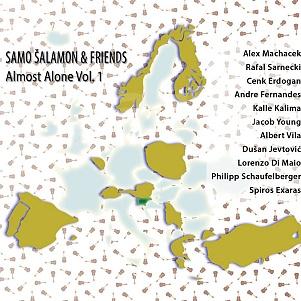 CD Samo Šalamon & Friends - Almost Alone Vol. 1