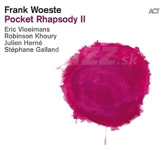 CD Frank Woeste - Pocket Rhapsody II