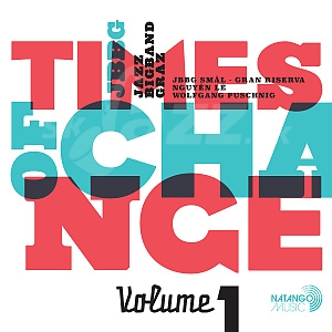 CD Jazz Big Band Graz - Times of Changes, Vol.1