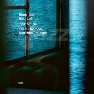 CD Elina Duni - Rob Luft: Lost Ships
