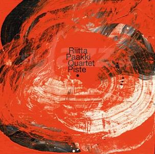 CD Ritta Paakki Quartet - Piste