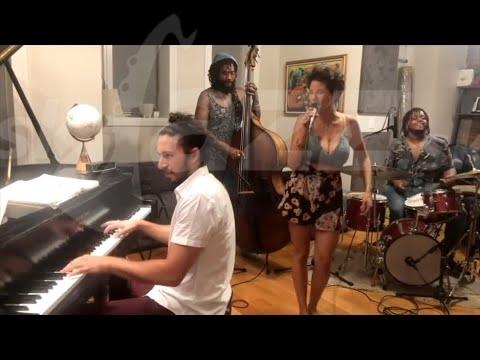 USA / Francúzsko – Emmet Cohen ft  Cyrille Aimée !!!