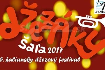 5. Džezáky Šaľa 2017 - prvý deň !!!