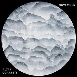 CD Nikolaj Nikitin - Ľuboš Šrámek / Altar Quartets – November