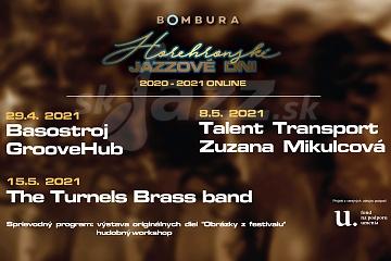 Horehronské Jazzové Dni 2021 !!!