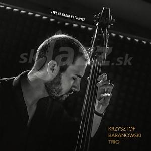 CD Krzysztof Baranowski Trio - Live at Radio Katowice