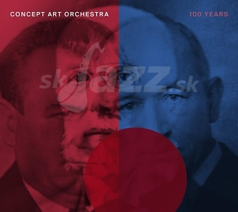 CD Concept Art Orchestra – 100 years