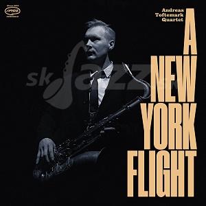CD / LP Andreas Toftemark Quartet – A New York Flight
