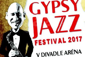 Gypsy Jazz Festival 2017 už o pár dní ... !!!