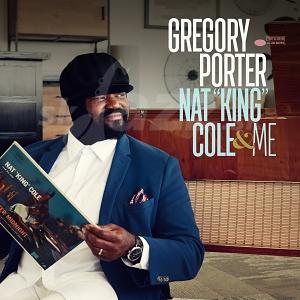 """CD Gregory Porter – Nat """"King"""" Cole & Me"""