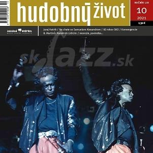 Jazz v októbrovom Hudobnom živote !!!