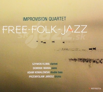 CD Improvision Quartet – Free Folk Jazz