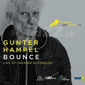 CD European Jazz Legends: Gunter Hampel – Bounce