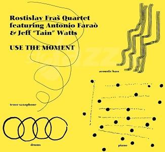 CD Rostislav Fraš – Use the moment