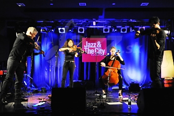 Sro: Jazz & The City Salzburg 2017 - 1.časť !!!