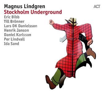 CD Magnus Lindgren – Stockholm Underground