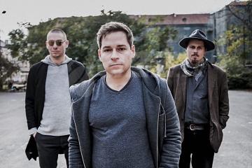 Oskar Török, Jiří Slavík a Vít Křišťan vydávají u Animal Music triové album !!!