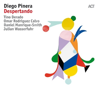 CD Diego Pinera – Despertando