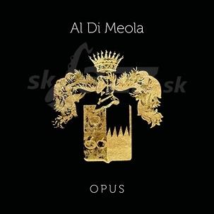 CD Al Di Meola – Opus