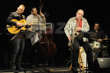 12.Jazz Festival Steyr 2018 – český dotyk !!!