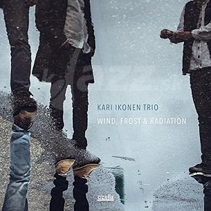 CD Kari Ikonen Trio – Wind, Frost & Radiation