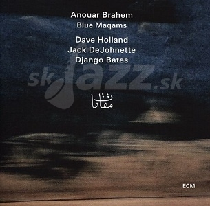 CD Anouar Brahem – Blue Maqams