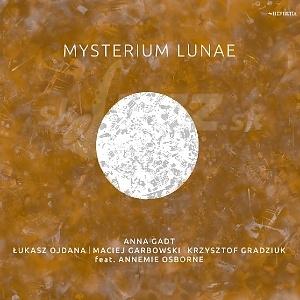 CD Anna Gadt Quartet feat. Annemie Osbourne – Mysterium Lunae