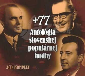 Obľúbená Antológie Slovenskej populárnej hudby sa rozširuje o 77 skladieb !!!