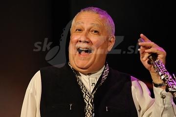 Klarinetista a saxofonista Paquito D'Rivera !!!