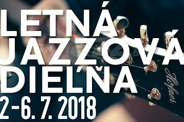 Letná jazzová dielňa 2018 !!!
