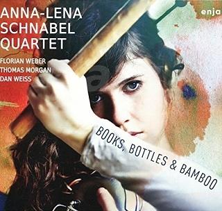 CD Anna-Lena Schnabel Quartet – Books, Bottles and Bamboo