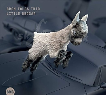 CD Áron Tálas Trio – Little Beggar