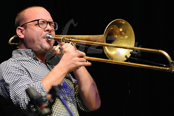 Trombonista Samuel Blaser !!!