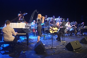 2x Matúš Jakabčic CZ-SK Big Band & Ester Wiesnerová !!!