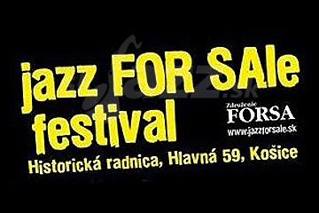 KE: Jazz For Sale - 3.sobota !!!