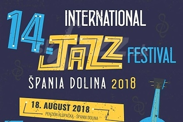 Jazzový festival  v náručí krásnych hôr !!!