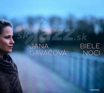 CD Jana Gavačová – Biele Noci