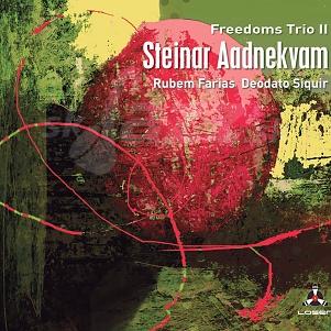 CD Steinar Aadnekvam – Freedoms Trio II