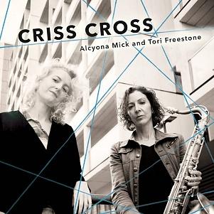 CD Alcyona Mick and Tori Freestone – Criss Cross